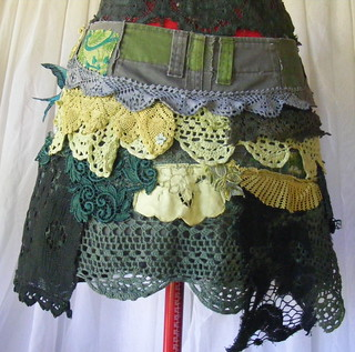Lost in the Forest Skirt