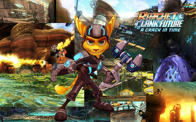 download ratchet and clank going mobile