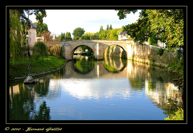 le pont du cabouillet l 39 isle adam france flickr. Black Bedroom Furniture Sets. Home Design Ideas