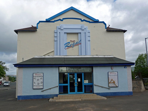 Art Deco Cinema, Renfrew