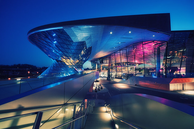 BMW World II