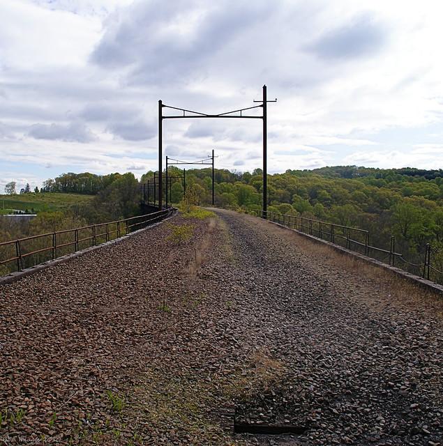 Abandoned Trestle Bridge