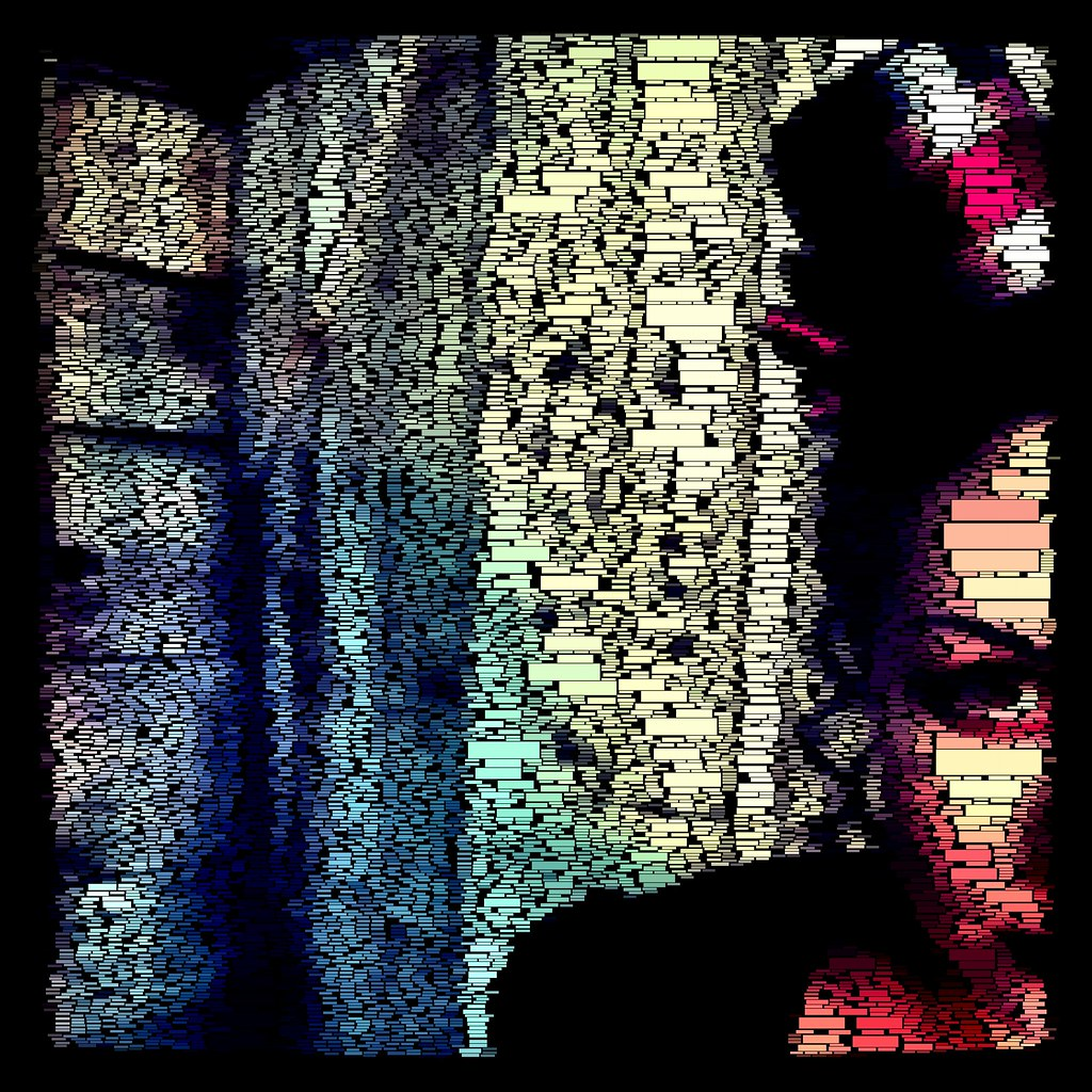 Another #appsperiment with WordFoto and @Unwoman
