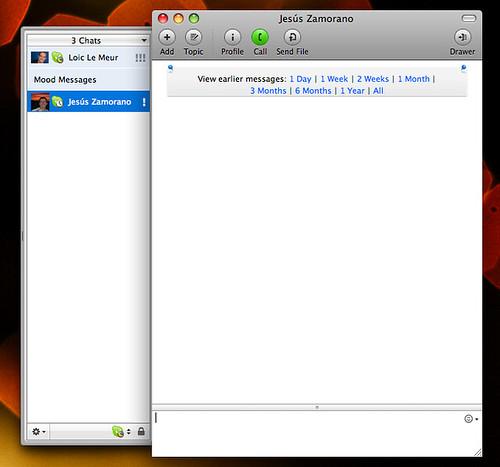 Skype 2 8 for Mac OS X | www appleuniversepodcast com/apple