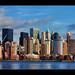 Daytime Reflections Of New York by Scott Hudson *