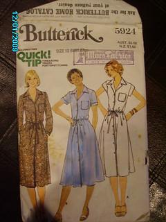 Butterick 5924