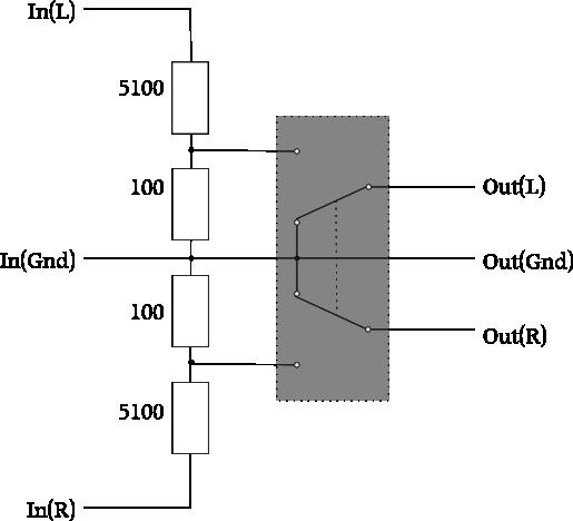 audio converter box for headphone