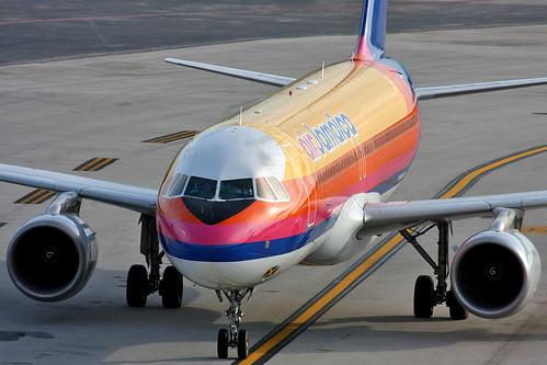 Air Jamaica - Airbus A320-214 (6Y-JMK)