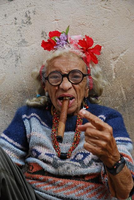 cuban cigar lady a gallery on flickr