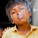 underaged smoker by Ariff Budiman