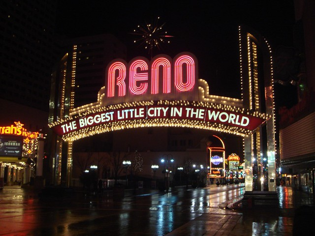 Famous Reno sign