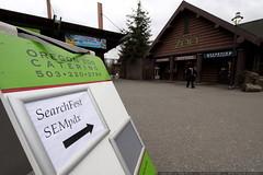 sempdx searchfest 2009   zoo entrance    MG 0429