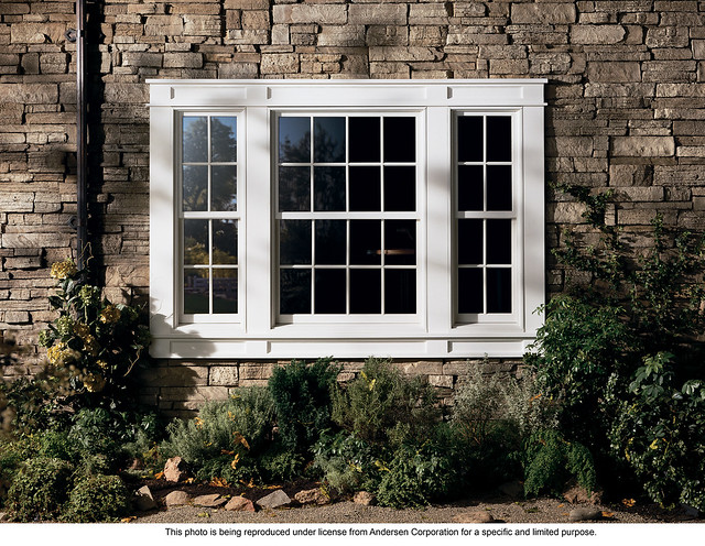 Andersen 400 series energy efficient woodwright double for Andersen 400 series double hung windows cost