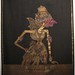 Wayang painting - Indonesia by A window in Amsterdam