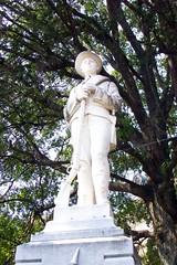 Athens AL ~ Limestone County Court House ~ Civil War Memorial