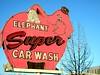 super elephant car wash by amazingranda