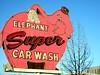 super elephant car wash by amazingranda