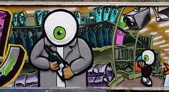 Hamburg Graffiti : Walls 1