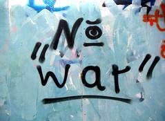 No War !