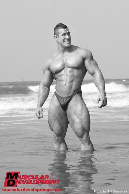Stuart bernstein bodybuilder information