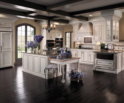 Kitchen on Custom Kitchen Cabinets   Fieldstone Cabinetry   Flickr   Photo