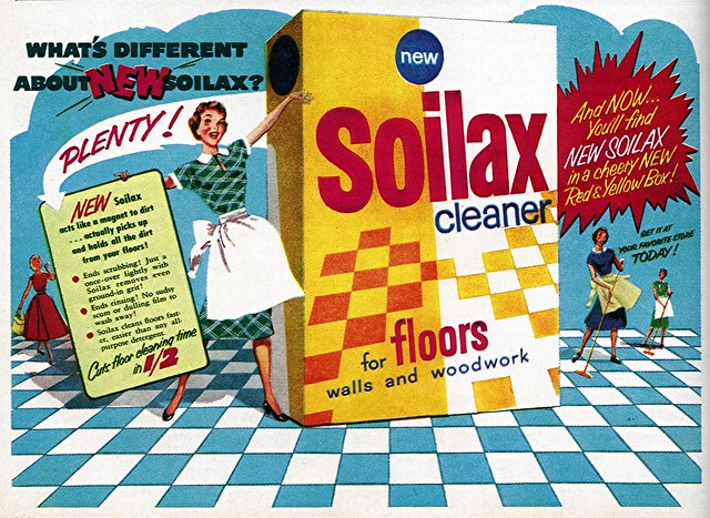 1957 soilax cleaner flickr photo sharing