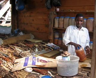 Tanzania traditional medicines