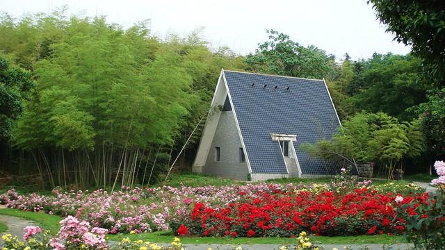 宜兴龙背山森林公园地图分享展示