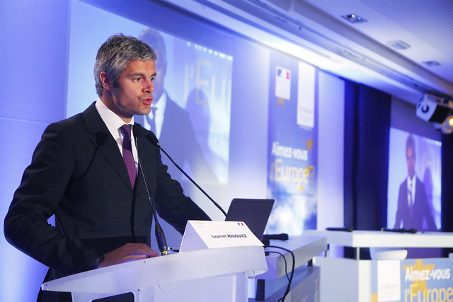 Colloque_Europe_Laurent_Wauquiez_Fondapol