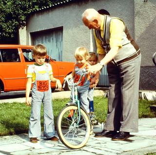 big josef and big boss dungarees, 1979?