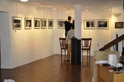 """Muestra Fotográfica """"Negra piel"""" by ariel bentos en el Bastion del Carmen. Colonia del Sacramento by Ariel Bentos"""