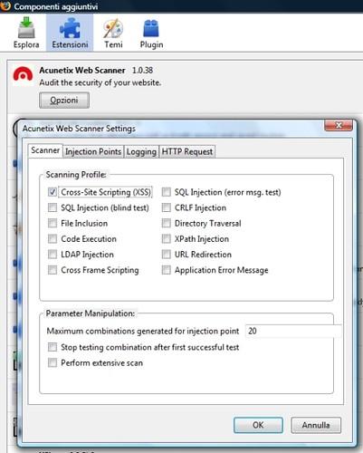 Acunetix Web Vulnerability Scanner 6 (2/5) fig 1