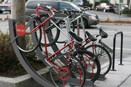 Bike Arc Modular Bike Park System