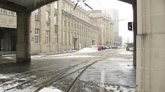 0 014 Blick zum St. Gallen Hauptbahnhof aus dem Appenzeller Bahnhof