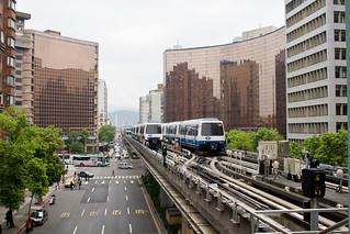 'Taipei's MRT' by Pedro Angelini