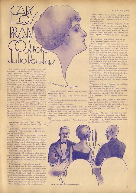 Ilustração, No. 120, Natal, Dezembro 16 1930 - 18