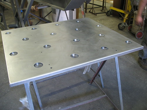 cnc metal prototype