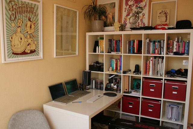 Home office detail