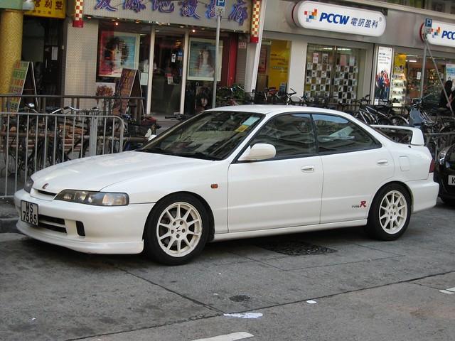 Honda Integra Type R 4 Doors Flickr Photo Sharing