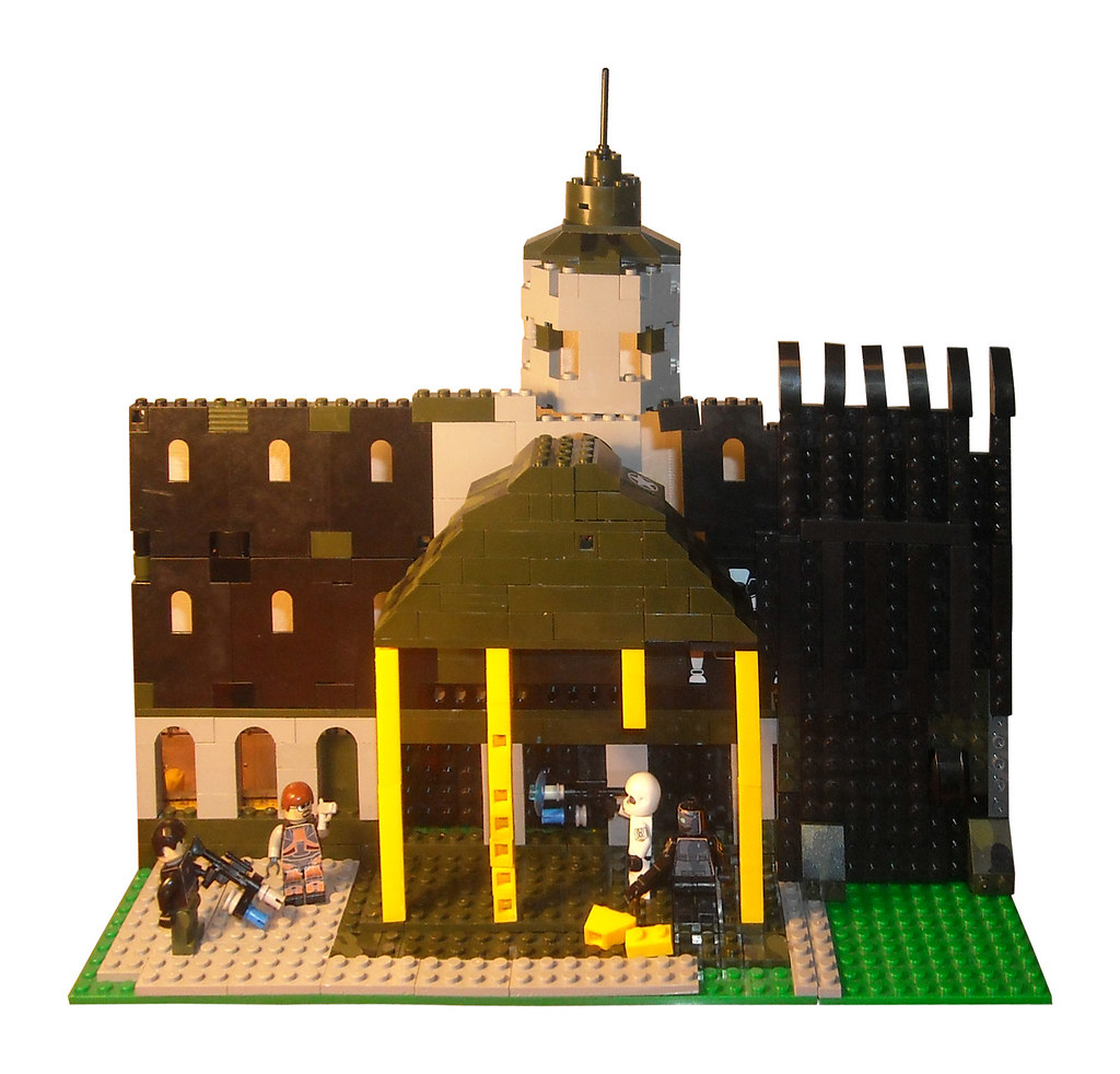 Half Life Lego City Hall V2 Alex Deleted Find Me On Youtube