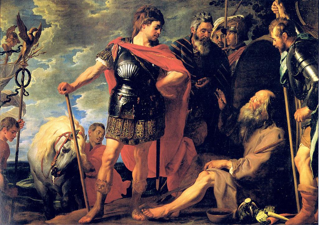 Alexander & Diogenes