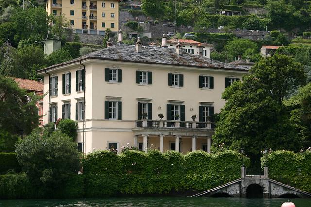 Villa Oleandra George Clooney Flickr Photo Sharing