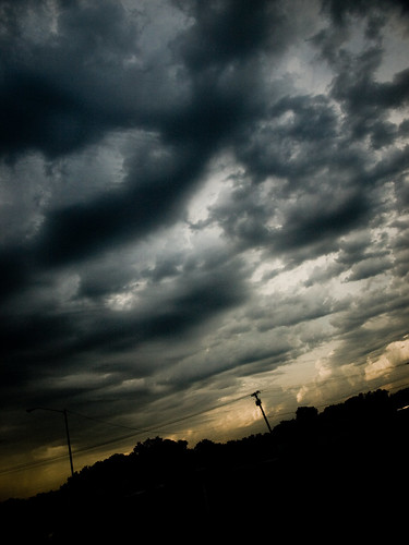 morning blue sky storm clouds sunrise texas olympus greenvilletexas e410 gtowneric