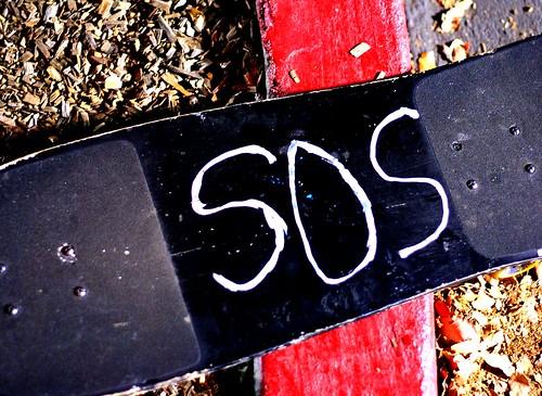 SOS Skater