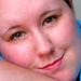 Self Portrait - Twin Falls, Idaho - 2009 by Jenn Marshall