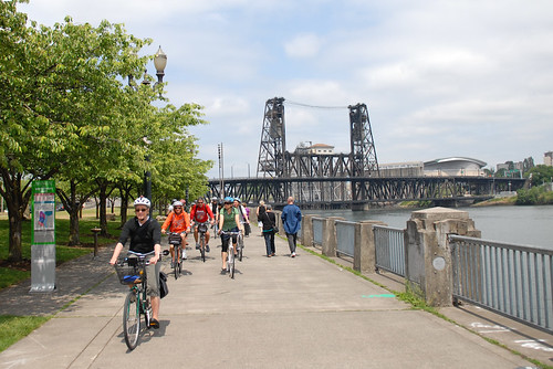 Portland City Tour ride -19