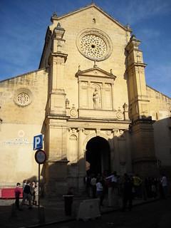 Image of Iglesia de San Pedro. españa spain san iglesia andalucia pedro cordoba
