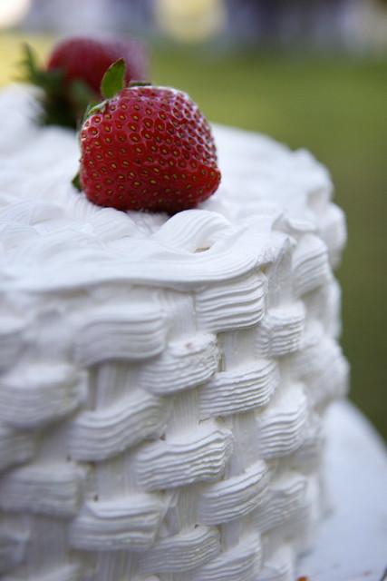 Wedding Cake Composition