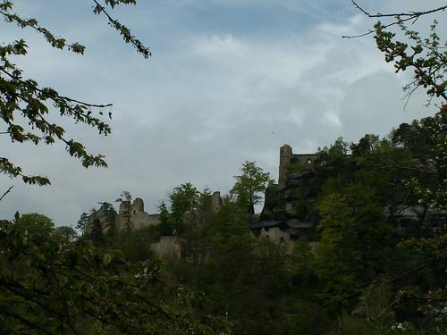 Zittauer Gebirge Burgruine