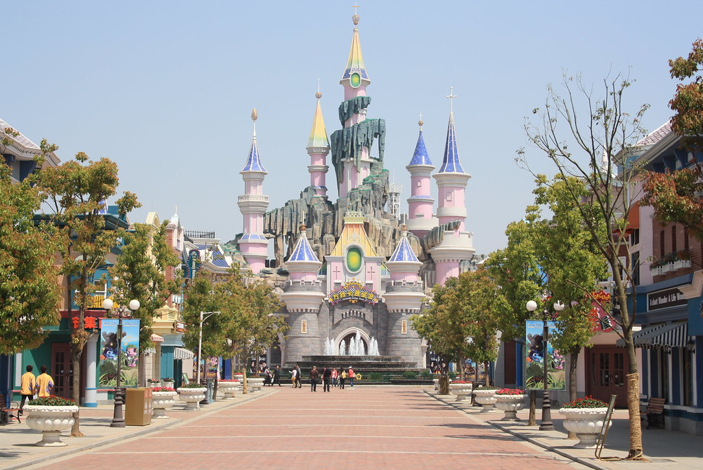 [Chine] Fantawild Dream Kingdom (plagiat de Disneyland ?) 5715819249_49a27f68f9_b